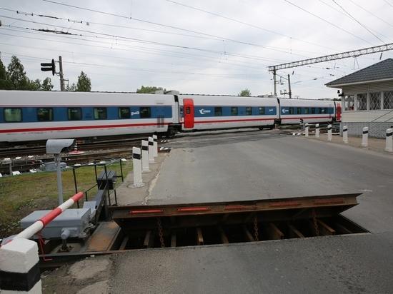 На железнодорожных переездах ГЖД выросло число ДТП