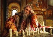 На Красной площади у собора Василия Блаженного прошли съемки фильма под рабочим названием «Грозный папа» («Искатели»)