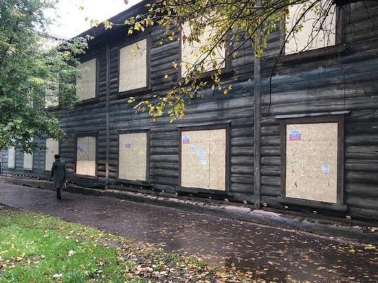 Аварийный дом в Кирове после пожара решили снести