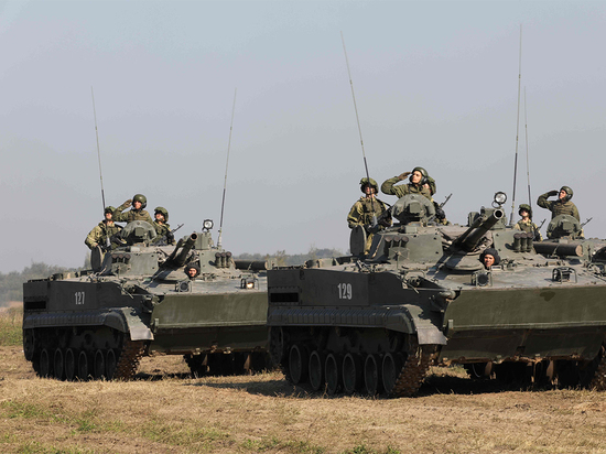 Россия и Белоруссия показали мощь армий