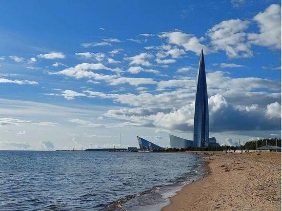 Петербуржцам предложили обсудить обустройство набережной у «Лахта Центра»