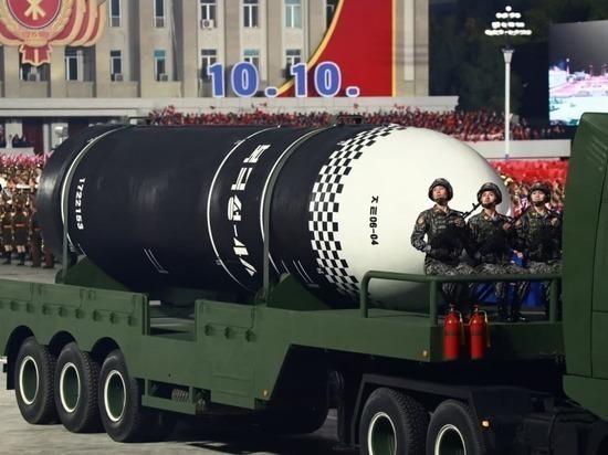 Северная Корея провела успешное летное испытание новой крылатой ракеты