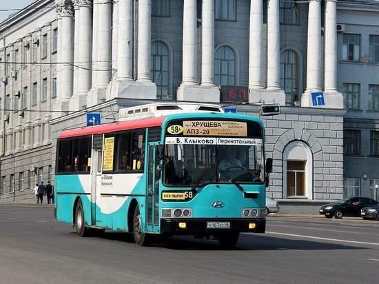 Курскийобщественный транспорт планируют полностью обновить к осени 2022 года