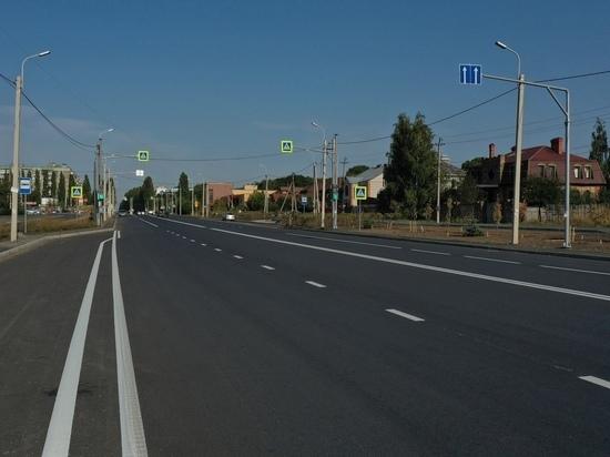 Курская область стала 5-й в ЦФО по качеству дорог