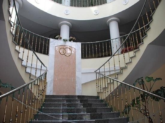 В Курской области капитальному ремонту подвергнутся залы для церемоний бракосочетаний