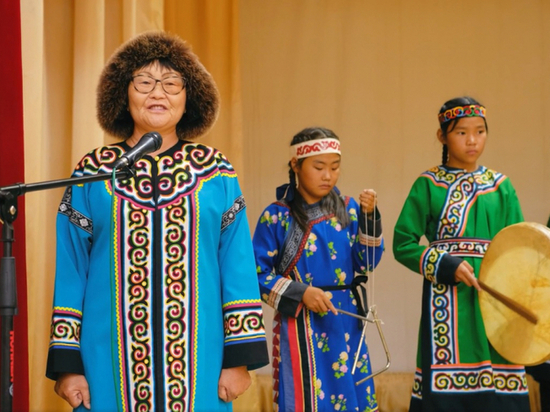 В Хабаровском крае прошел фестиваль «Праздник лета - древний свет»