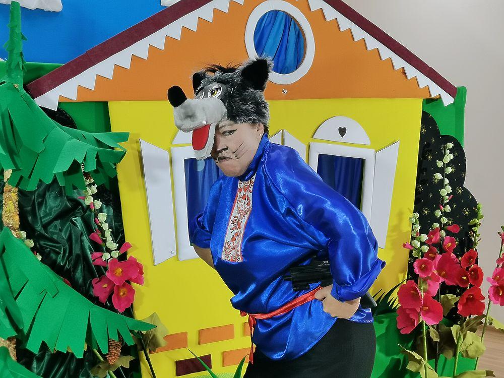 Хабаровская региональная общественная организация «БлагоДарю» показала, как можно принести детям смех