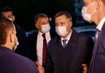 Первый в Иркутской области памятный знак медицинским работникам установят в Ангарске