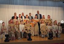 Под Брянском реконструировали музыкальную школу