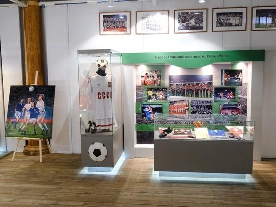 «Славные страницы отечественного футбола» можно увидеть в астраханском Кремле photo