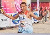 Спортсмен из Хакасии завоевал бронзу Сибирского международного марафона