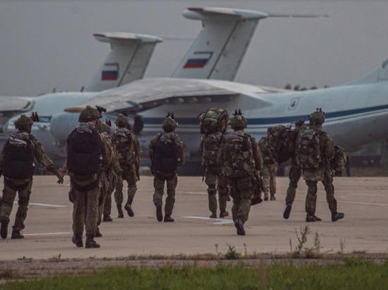 The Sun заподозрила Россию в отработке «вторжения» в две страны