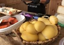 Россельхозбанк поддержал VI фестиваль сыра в Калуге