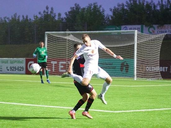 Армейцы прервали полосу неудач, разгромив футболистов из Иваново