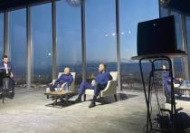 В Москве состоялась пресс-конференция основателя и президента лиги ACA Майрбека Хасиева и Алексея Яценко. В разговоре с журналистами функционеры поделились планами на будущее, а также рассказали об отношении к известным бойцам из России.