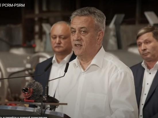 Рейдман обвинил премьера и президента Молдовы в безответственности