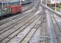 Под Тулой при столкновении поезда и легковушки пострадал мужчина