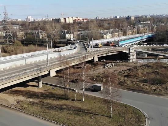 В Ярославле для проезда открыли Добрынинский мост