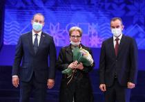Вениамин Кондратьев и Юрий Бурлачко вручили госнаграды выдающимся жителям Кубани