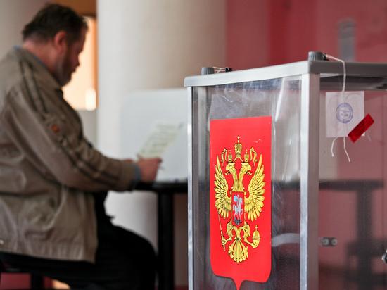 Избирательные участки начали работу в Петербурге
