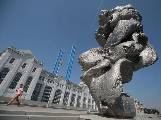 """Главный архитектор Москвы назвал """"классной штукой"""" монумент """"Большая глина"""""""