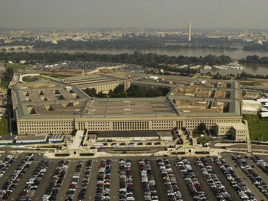 В Пентагоне заявили о попытках Китая подорвать сложившийся мировой порядок