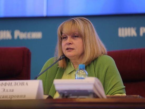 Памфилова заявила о рекордном количестве агитационных материалов к выборам в Госдуму