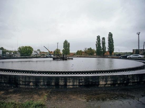 Курск получит более 1 млрд рублей на обновление очистных сооружений