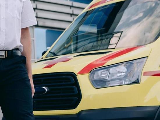 Младенца из Курска перевезли на лечение в московскую РДКБ имени Пирогова