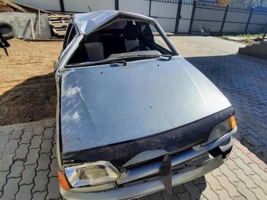 Пассажирка ВАЗа пострадала после аварии в Петровске-Забайкальском