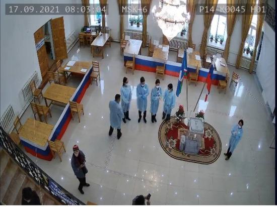 В Якутии начался Единый день голосования