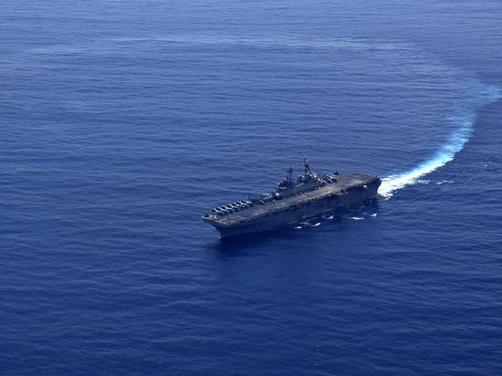 """СМИ: """"Конкуренция великих держав"""" подпитывает безумие тихоокеанской гонки вооружений"""