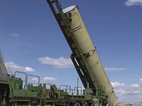 Новейшая российская противоракета успешно поразила цель на учениях