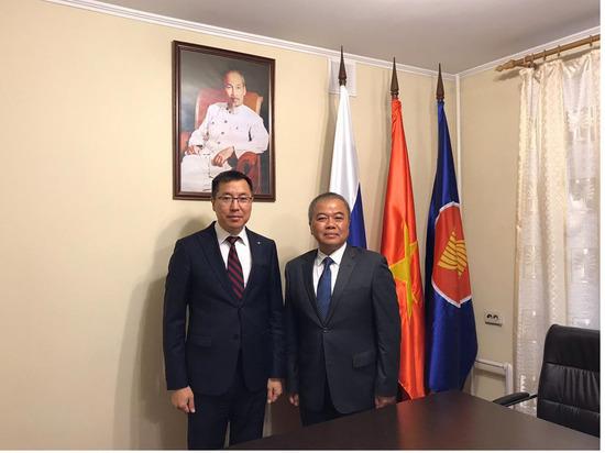 Вьетнам и Якутия обсудили возобновление сотрудничества