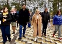 Современная архитектура и национальный колорит: сквер «Дружбы народов» открыли в Муравленко