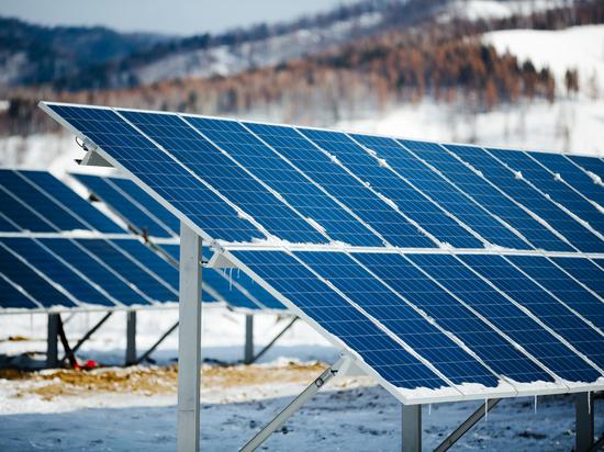 Опыт работы мини-солнечной станции из села Забайкалья применят в регионах РФ
