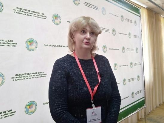 В Краснокаменске попытались вынести бюллетень с избирательного участка