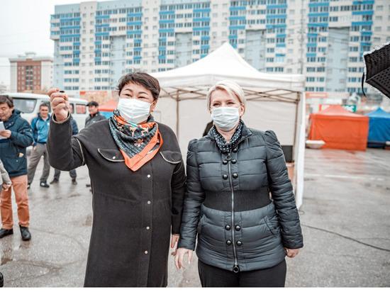Якутские больницы получили 44 новых автомобиля