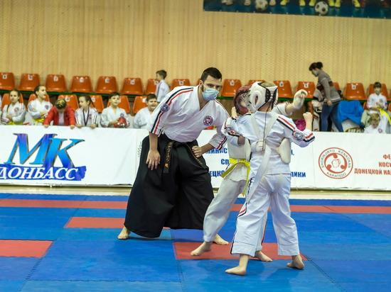 В Донецке состоится чемпионат и первенство города по косики каратэ
