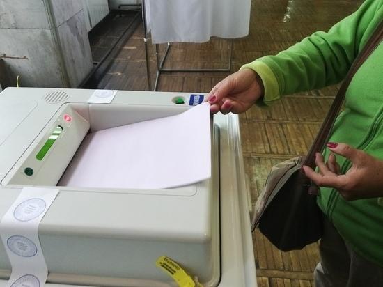 Почти 9% избирателей проголосовали в Забайкалье за полдня 17 сентября