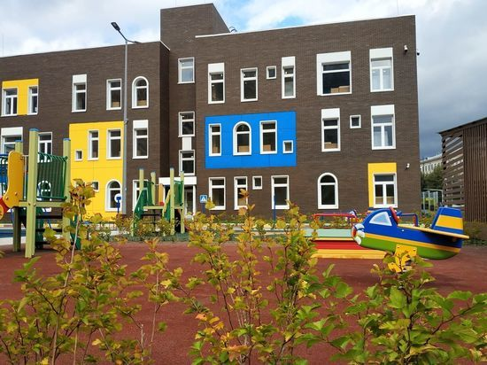 В квартале Зиларт построен детский сад на 250 мест