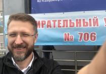 Дегустация пирожков и селфи с избирателями: Дмитрий Погорелый посещает избирательные участки в Ноябрьске