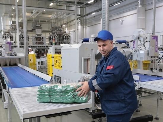 С января 2021 года промышленные предприятия Краснодара реализовали товары на 113,9 миллиарда рублей