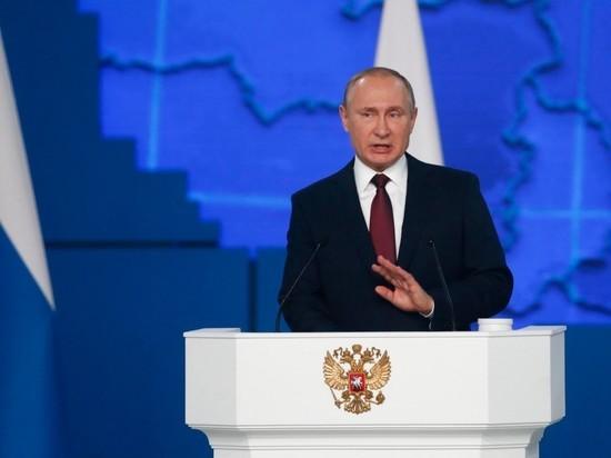 В Кремле рассказали о состоянии ушедшего на самоизоляцию Путина
