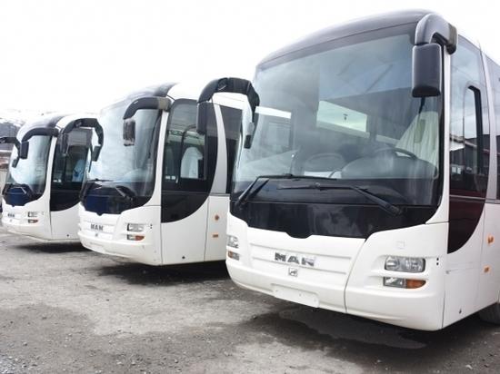 На праздник Нюклинской ухи жителей Магадана отвезут бесплатные автобусы
