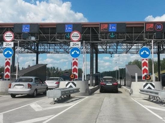 Водителям-должникам хотят закрыть въезд на платные трассы