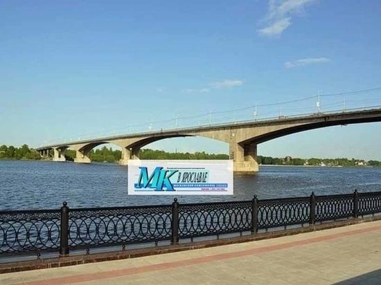 В Ярославле начинается ремонт Октябрьского моста