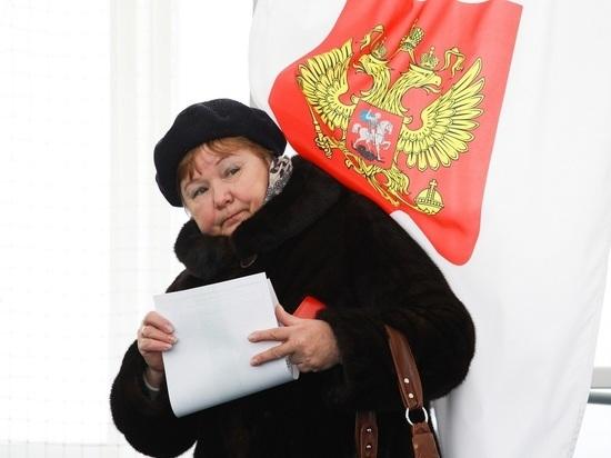 ЦИК озвучил среднюю явку на избирательных участках в России