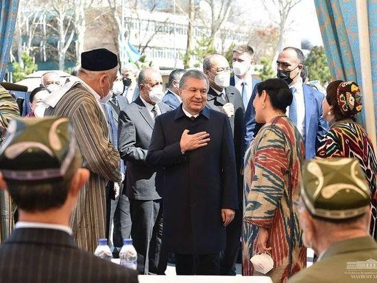 Узбекистан в поисках гражданского общества