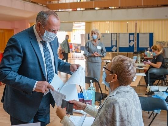 Почти 19% жителей Колымы проголосовали в первый день выборов